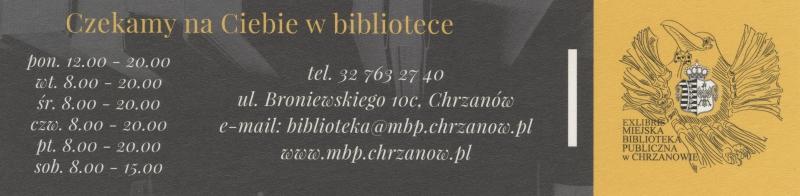 Skan przedstawia zakładkę do książki.